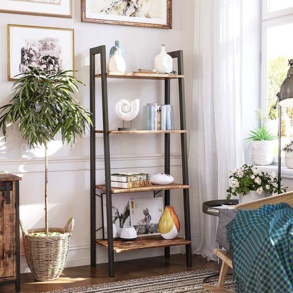 VASAGLE Ladder Shelf