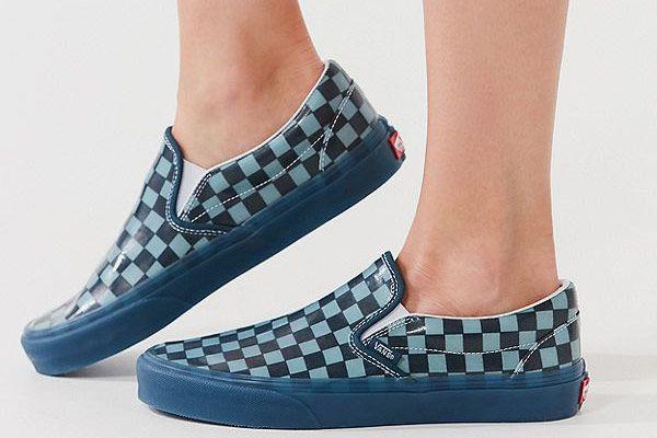 Vans Translucent Rubber Classic Slip-On Sneaker