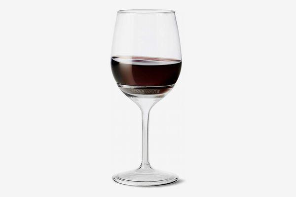 Tossware 14-Ounce Stemmed Wineglasses