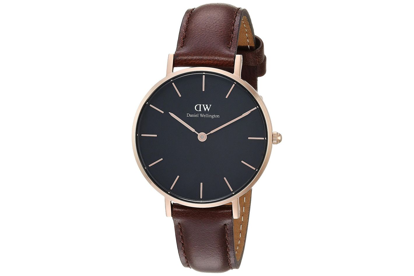 Daniel Wellington Classic Petite Bristol in Black 32mm