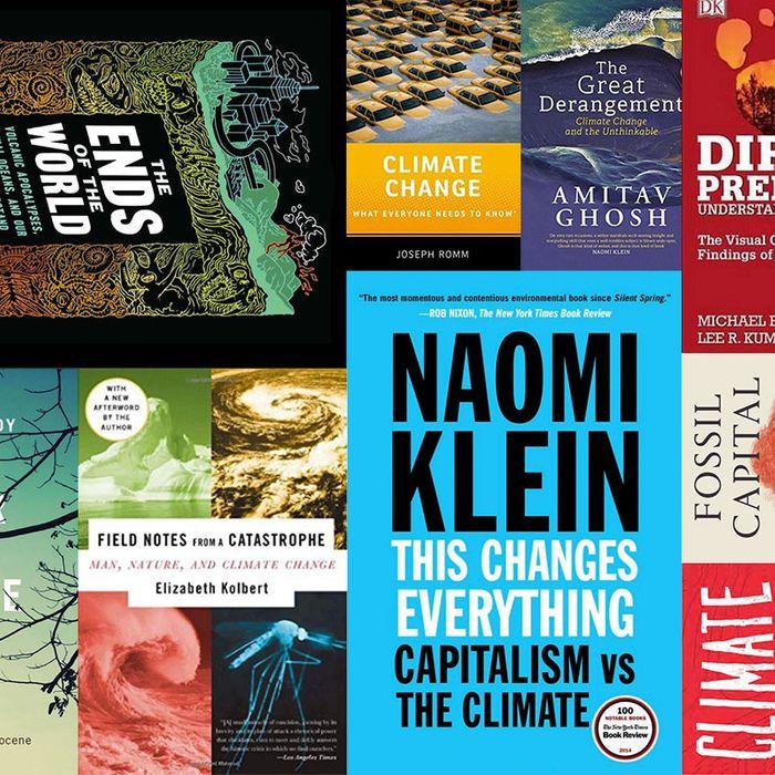 10 Uninhabitable Earth Further Reading Books 2017