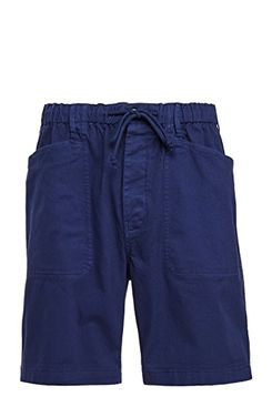 Alex Mill Button-Fly Shorts in Stretch Chino