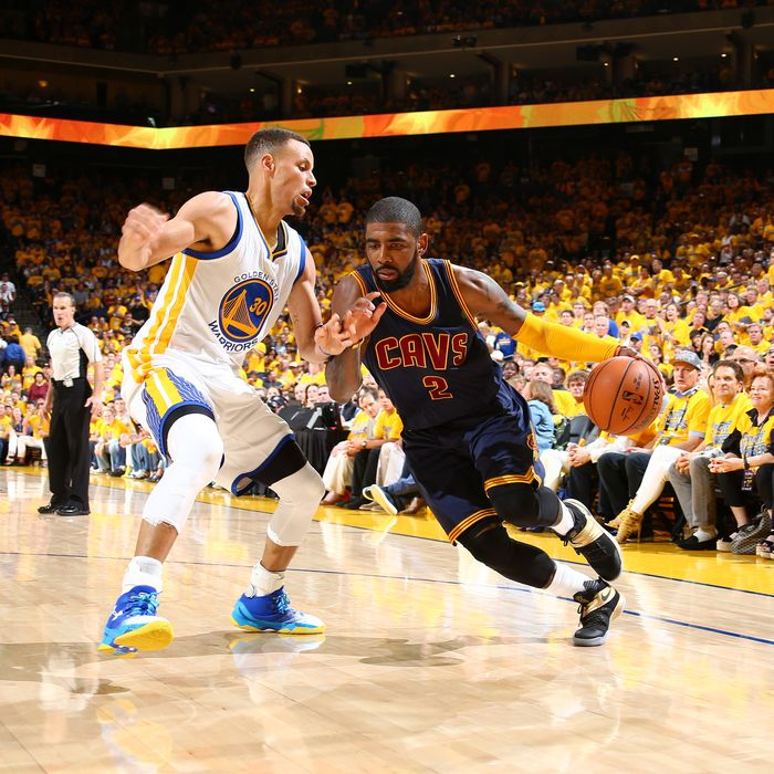 2016 NBA Finals - Game One