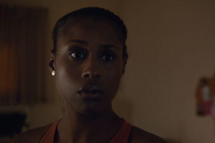 Issa Rae as Issa Dee.