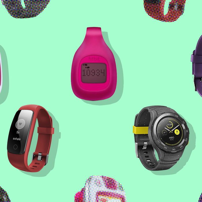 the best fitness trackers on amazon 2018