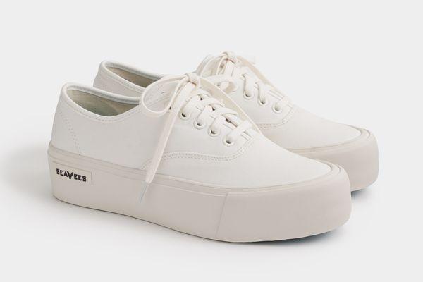 SeaVees® for J.Crew Legend platform sneakers