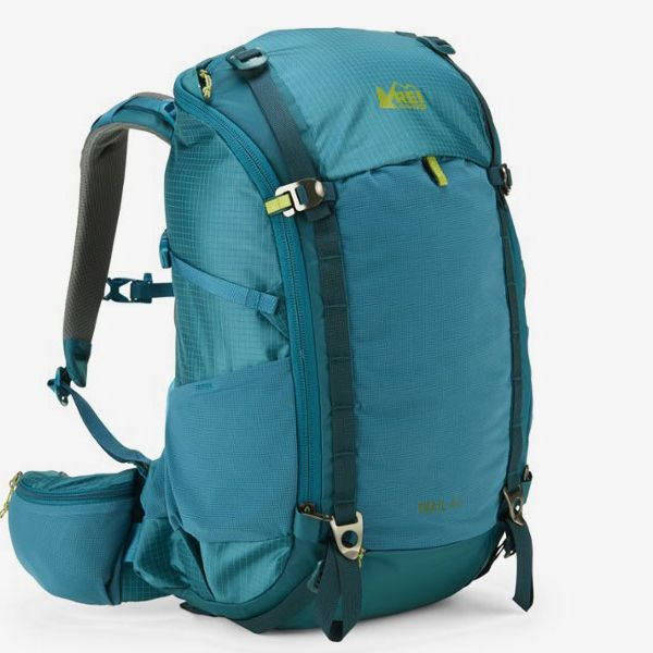 rei womens trail pack bluegreen The 29 Best Deals From REI's Labor Day Sale