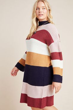 Lost + Wander Pomeline Sweater Dress