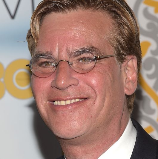 "LOS ANGELES, CA - NOVEMBER 04:  Creator/Executive Producer Aaron Sorkin attends the premiere of HBO's ""Newsroom"" Season 3 at Directors Guild Of America on November 4, 2014 in Los Angeles, California.  (Photo by Jason Kempin/Getty Images)"