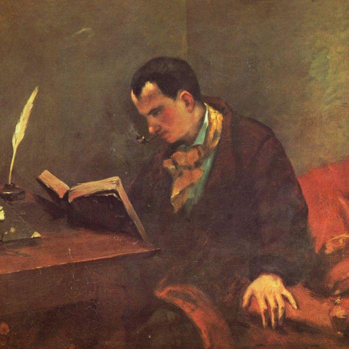 Baudelaire would have been #NeverTrump