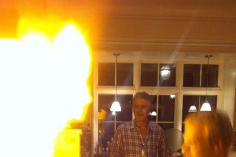 Flambé!