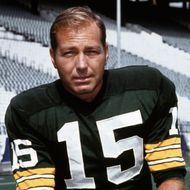 Portrait of Bart Starr