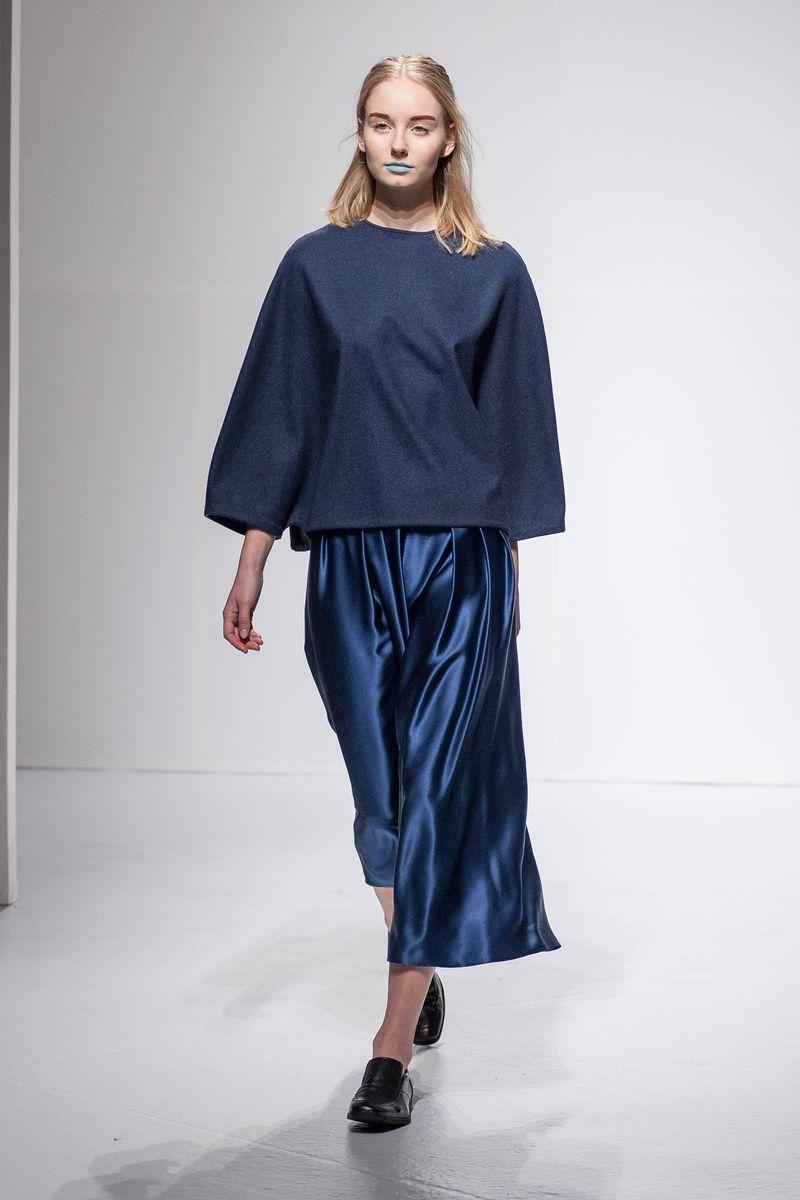 Sierra ragazzo pratt institute student fashion show the cut Good style fashion show cleveland 2014
