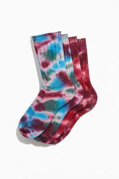 Tie-Dye Sock 2-Pack
