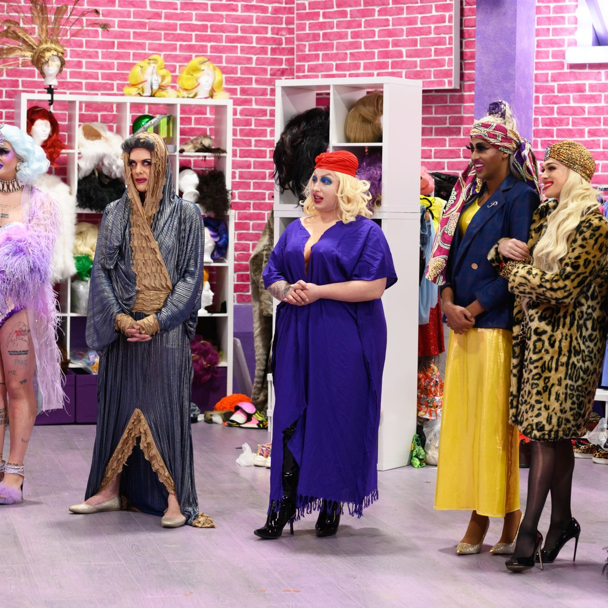 Canada S Drag Race Recap Season 1 Episode 6 Star Sixty Nine