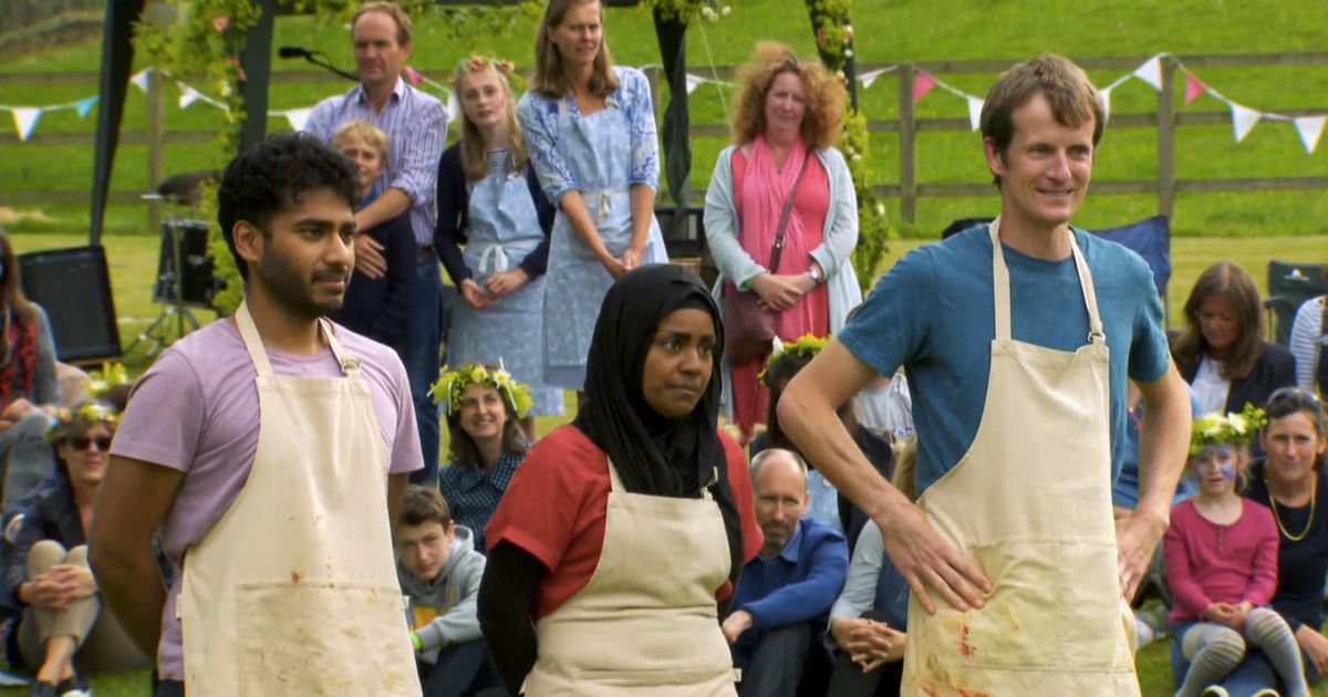 The Great British Baking Show Season Finale Recap: And the ...