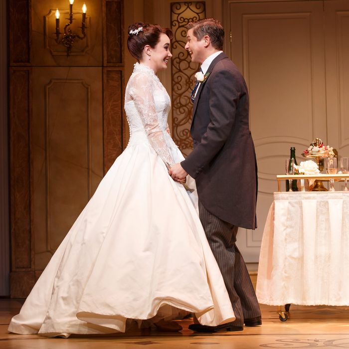 Theater Review: It Shoulda Been You and Shoulda Been Better