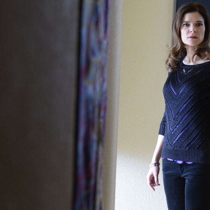 Marie Schrader (Betsy Brandt) - Breaking Bad _ Season 5, Episode 12 - Photo Credit: Ursula Coyote/AMC