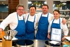 Top Chef Masters Recap: Leathery Porcini and Hot French Kisses