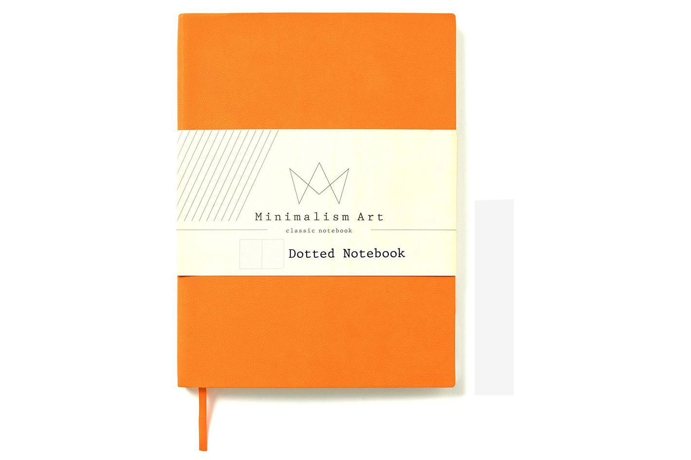 Minimalism Art Soft Cover A5 Notebook