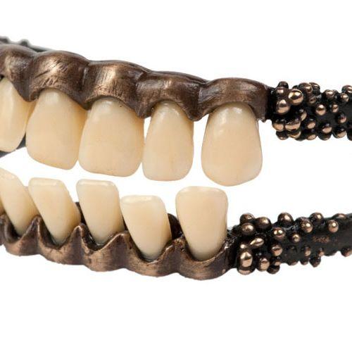 The dental cuff.