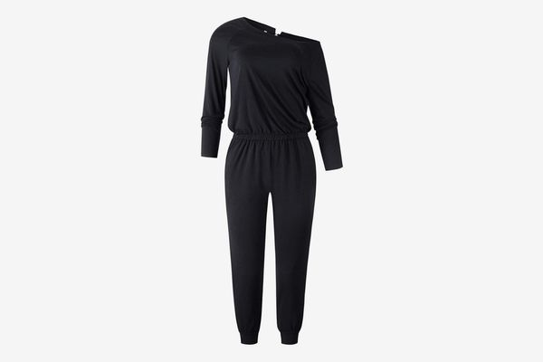 PRETTYGARDEN Women's Long Sleeve Jumpsuit