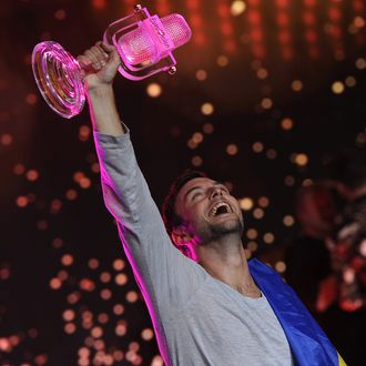 Swedish Pop Singer Wins 60th Eurovision Contest