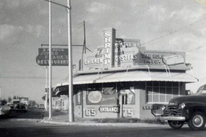 Jumbo's, circa 1956