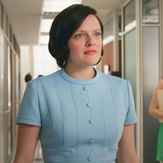 Elisabeth Moss as Peggy Olson - Mad Men _ Season 7, Episode 6 - Photo Credit: Courtesy of AMC
