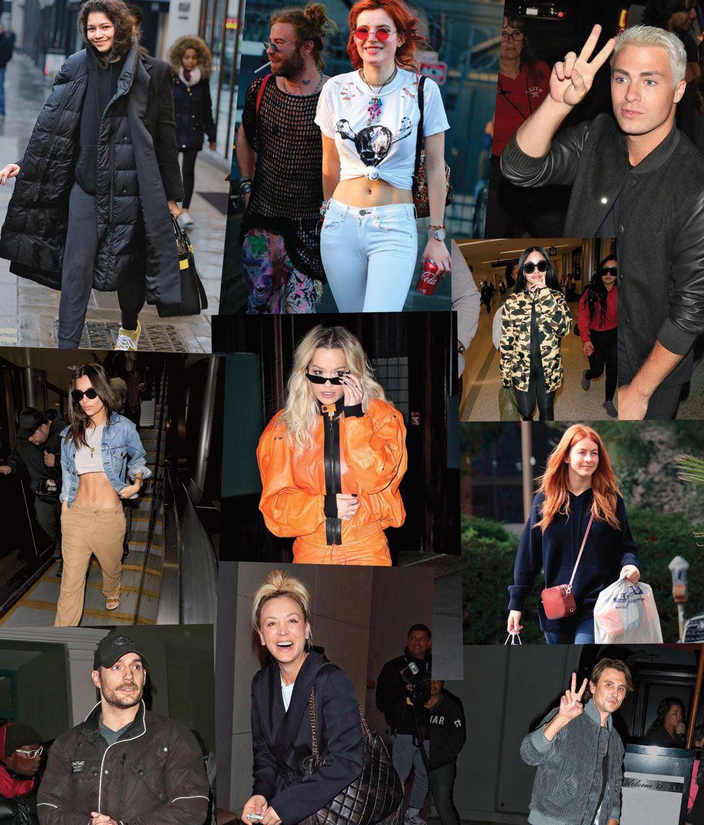 The A List Of Z List Celebrities