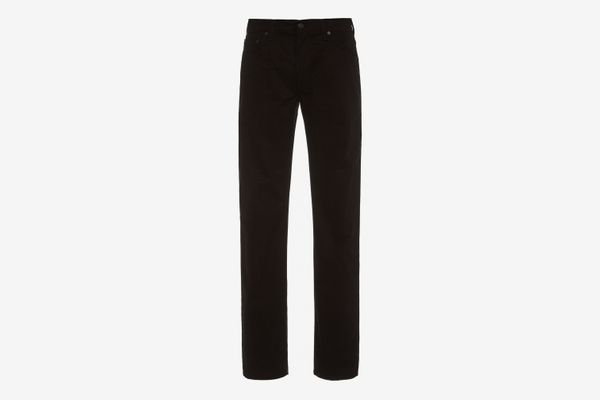 Citizens of Humanity Men's Bowery Classic Slim-Fit Jeans, Black