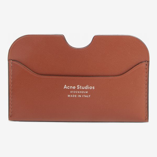 Acne Studios Elmas S Card Case
