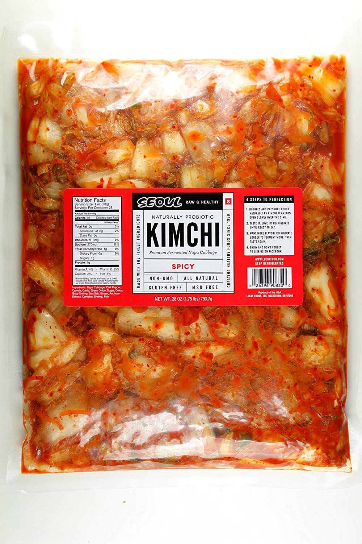 Seoul Kimchi SPICY, 28 oz.