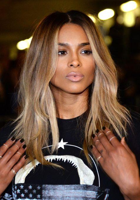 ciara brown hair color - photo #21