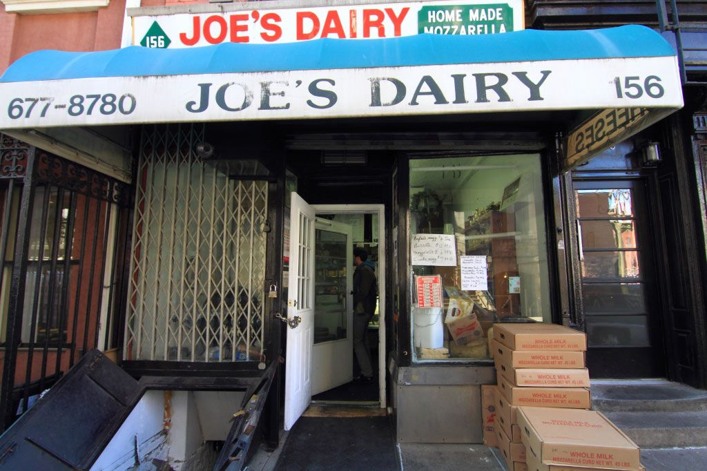 We miss Joe's.