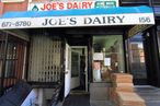 Good-bye, Joe's Dairy