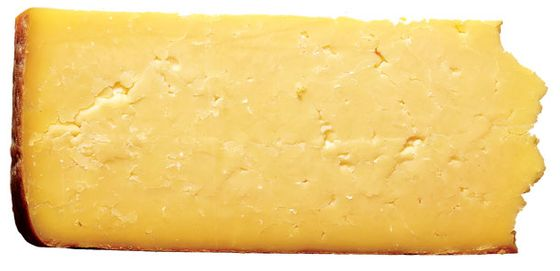 "<b>Cabot Clothbound Cheddar</b>    <i>Cabot Creamery (Vermont)</i>    The success of this muslin-wrapped, lard-coated collaboration between the supermarket stalwart and Jasper Hill Farm is what facilitated construction of the Cellars at Jasper Hill. After 12 to 14 months in the underground vaults, the wheels acquire the crystalline texture of a proper English Cheddar.<i> $22 a pound at <a href=""http://nymag.com/listings/stores/saxelby-cheesemongers/"">Saxelby Cheesemongers</a>.</i>"