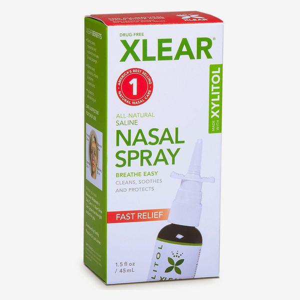 XLEAR Nasal Spray with Xylitol