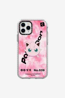 CASETiFY & Pokémon Tie Dye Jigglypuff Case