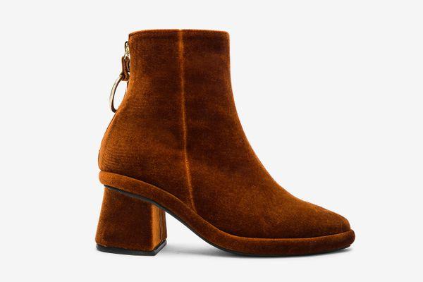 Reike Nen Velvet Ring Slim Boots
