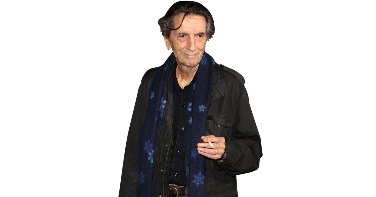 Harry Dean Stanton On Harry Dean Stanton Partly Fiction And His Spotty Movie Memory