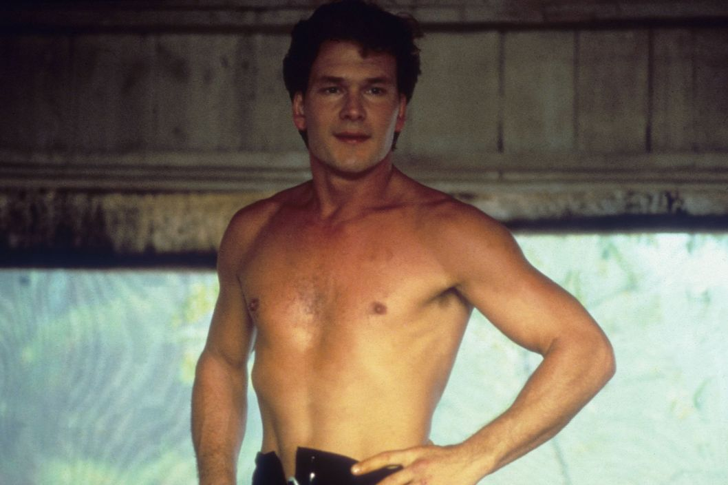 DIRTY DANCING US 1987 PATRICK SWAYZE Date 1987, , Photo by: Mary Evans/GREAT AMERICAN FILMS LTD / VESTRON PICTURES/Ronald Grant/Everett Collection(10372478)