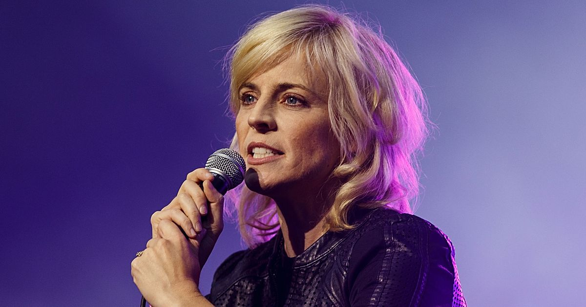 In Maria Bamford's Stand-up, Facing Nightmares Is Unusually Fun
