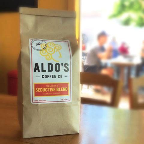 Aldo's Earthy & Seductive Blend