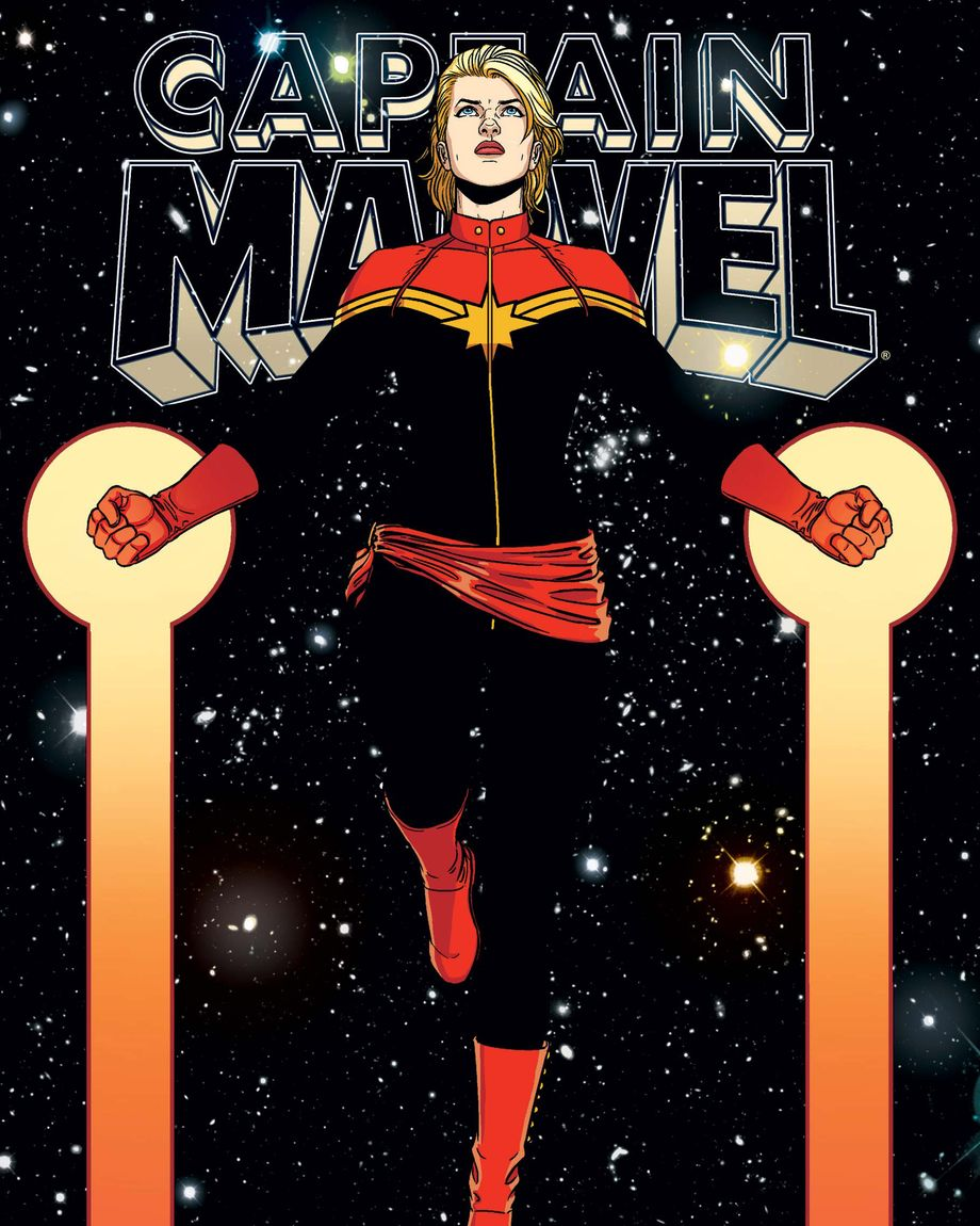 Carol Danvers Journey To Captain Marvel In Costumes Celebrate the sentinel of liberty with the latest marvel countdown! carol danvers journey to captain