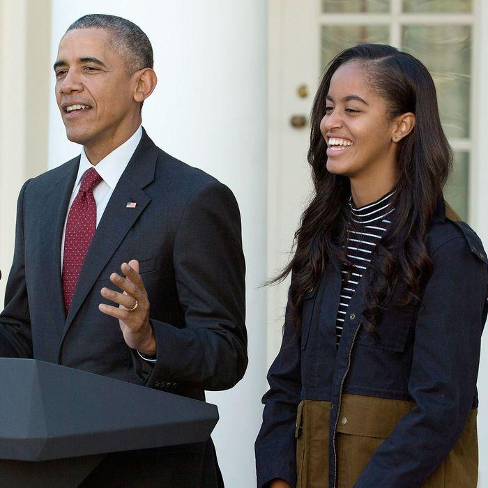 President Obama, feminist.