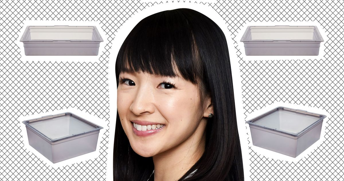 Are People Really Flooding the Container Store Because of Marie Kondo?