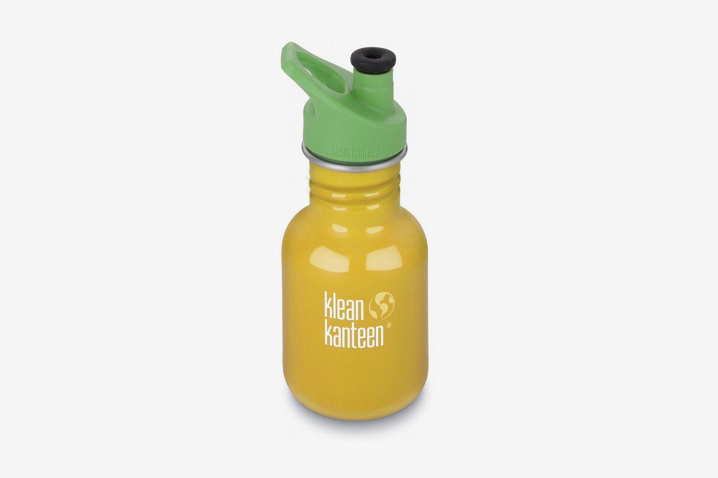 Klean Kanteen 12 oz Kid Kanteen Stainless Steel Sport Bottle