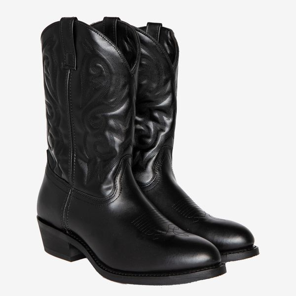Cody James Men's Classic Black Western Boots