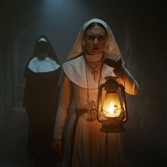 Before You See The Nun, Let's Recap The Conjuring Universe Vera Farmiga